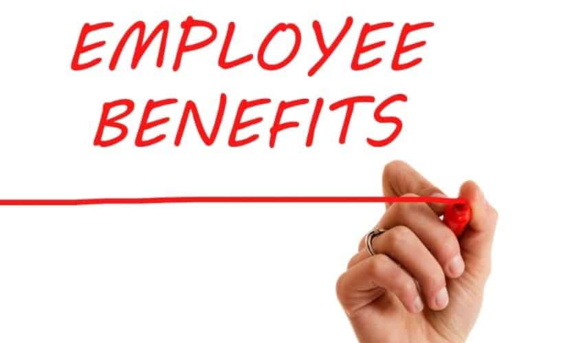 Best employee benefit packages for startups