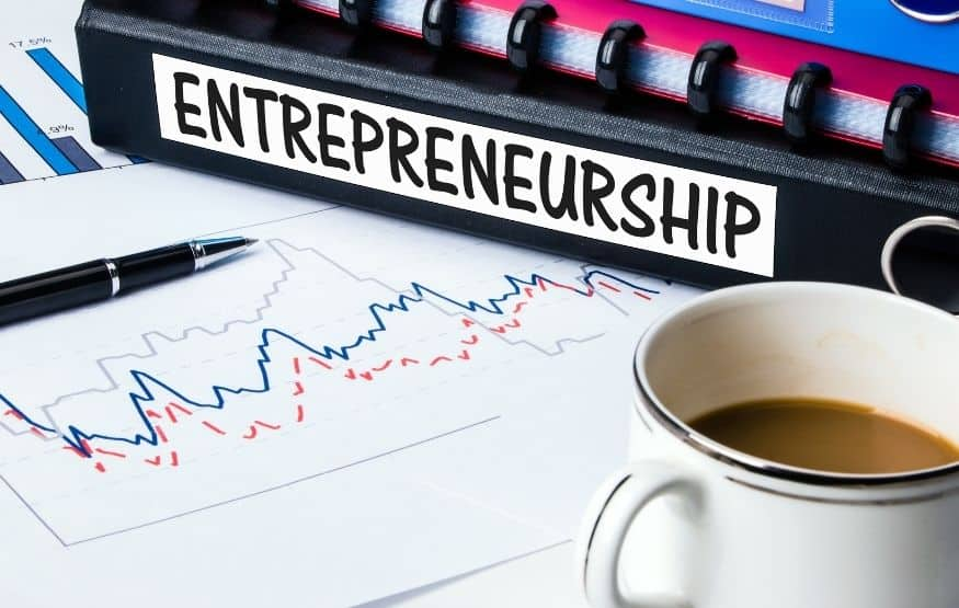 Difference between small business and entrepreneurship