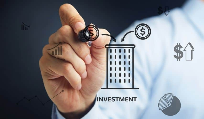 How tech startups use investments