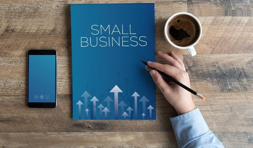 How much does a small business make in the first year