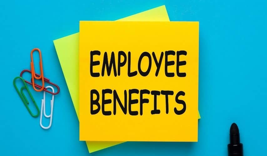 employee benefit packages for startups