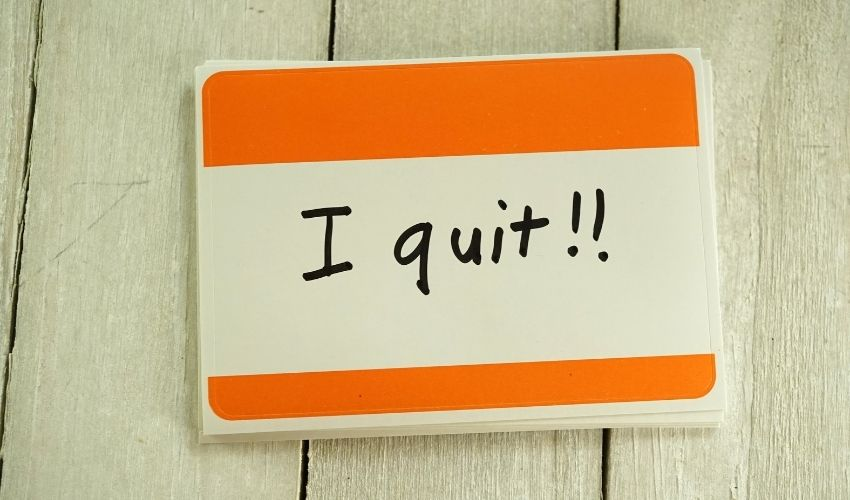 quit a startup you founded