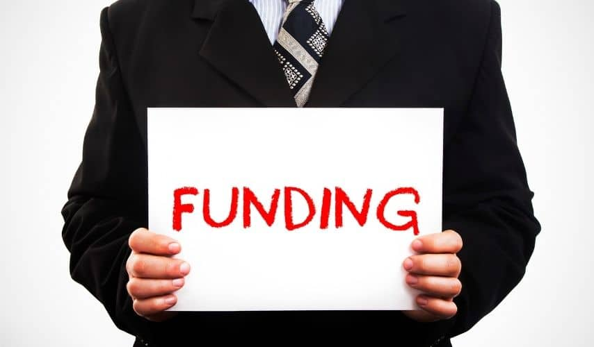 types of funding rounds for startups