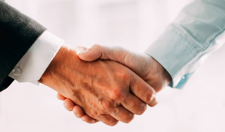 starting a business with a partner