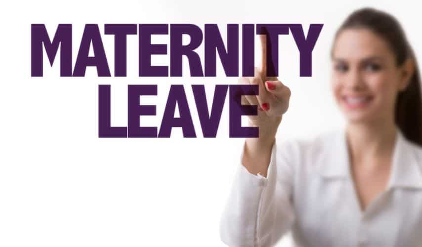 How to start a business while on maternity leave