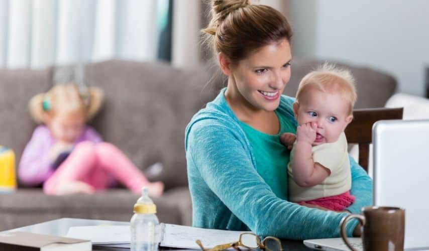 List of best business ideas for stay at home moms