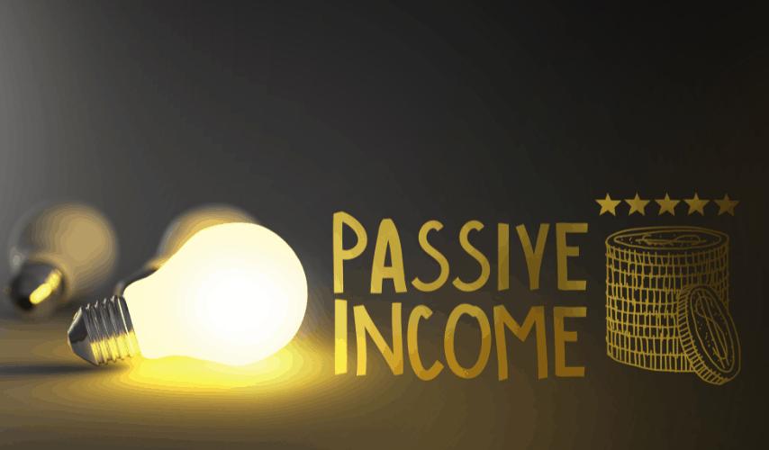 business to start passive income