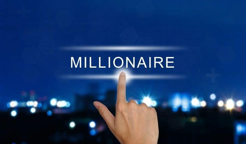 business to start to become a millionaire