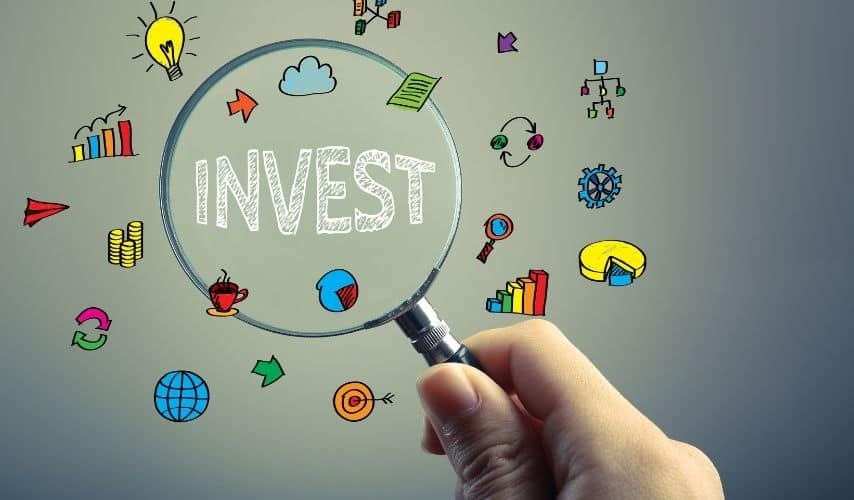 how investing in a business work