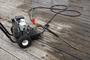 How much does it cost to start a power washing business