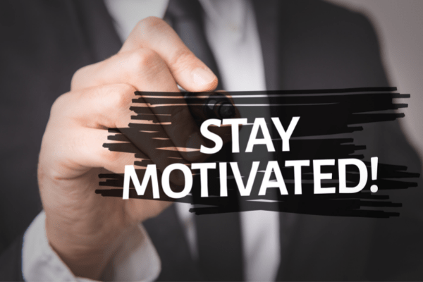 Stay Motivated When Starting a Business