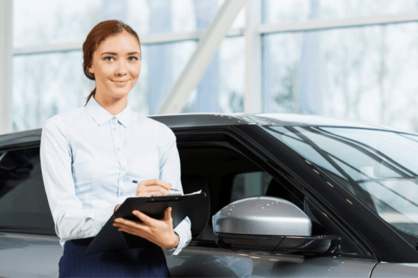 how to start a car rental business without money