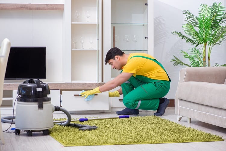How to start a carpet cleaning business
