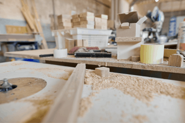 how to start up a woodworking business