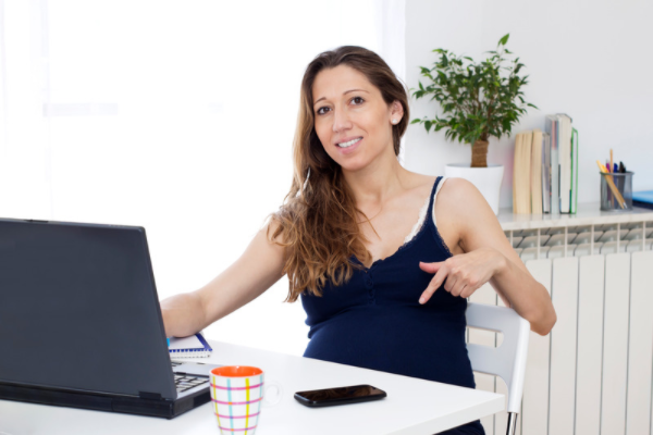 how to earn extra money during maternity leave
